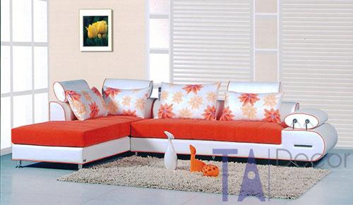 Sofa góc đóng sẵn TA008
