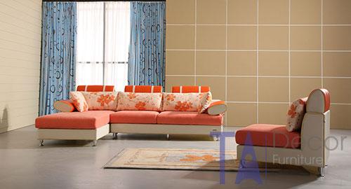 Sofa góc đóng sẵn TA014