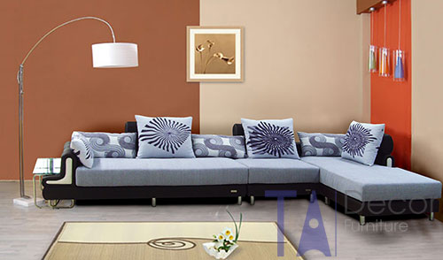 Sofa góc nhập khẩu TA007