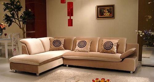 Sofa góc nhập khẩu TA008
