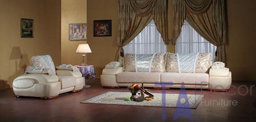 Sofa cổ điển đóng sẵn TA001