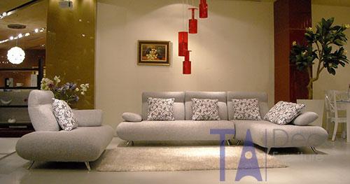 Sofa cổ điển đóng sẵn TA008