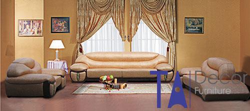 Sofa phòng khách nhập khẩu TA001