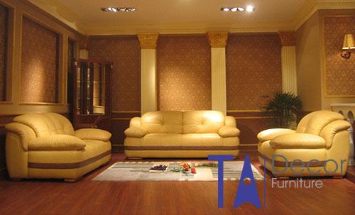 Sofa phòng khách nhập khẩu TA004