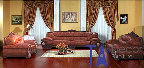 Sofa phòng khách nhập khẩu TA007