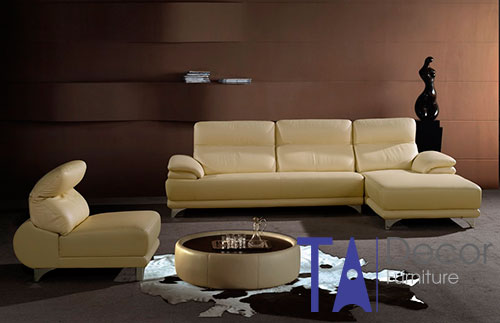 Sofa phòng khách đóng sẵn TA002