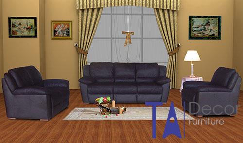 Sofa phòng khách đóng sẵn TA008