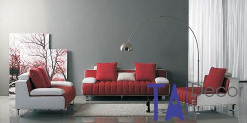 Sofa phòng khách đóng sẵn TA010