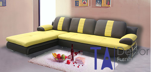 Sofa phòng khách đóng mới TA002