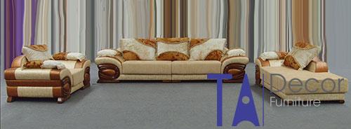 Sofa cổ điển đóng mới TA001