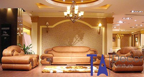 Sofa cổ điển đóng mới TA004