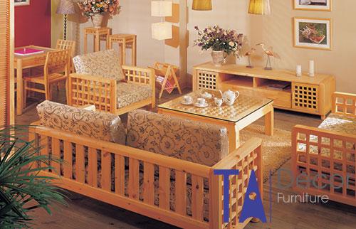 Sofa hiện đại đóng mới TA004