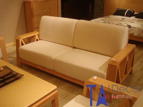 Sofa hiện đại đóng mới TA006