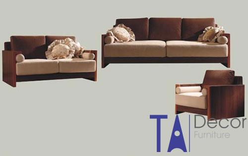 Sofa hiện đại đóng mới TA008