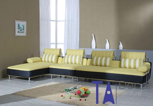 Sofa góc nhập khẩu TA013