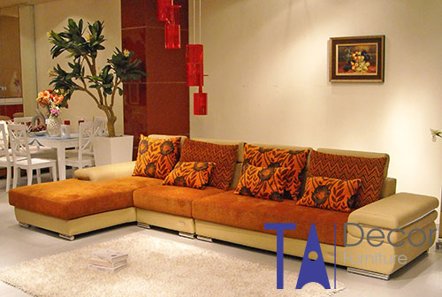 Sofa góc nhập khẩu TA016