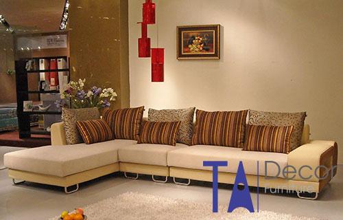 Sofa góc nhập khẩu TA017