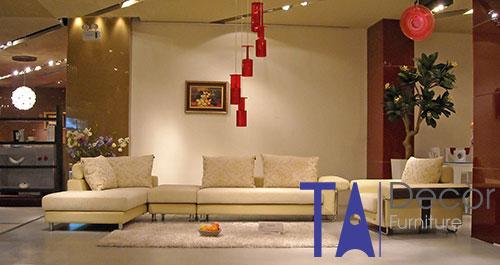 Sofa góc nhập khẩu TA020