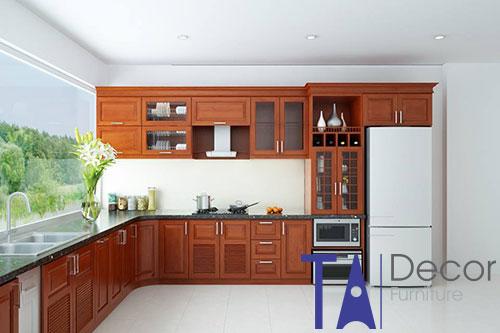 Tủ bếp TA001