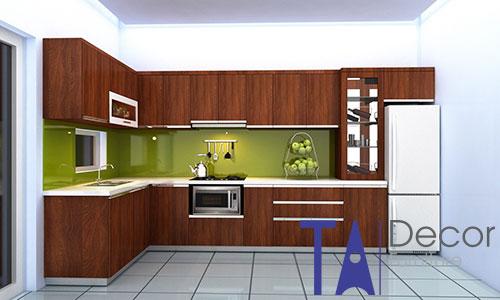 Tủ bếp TA004