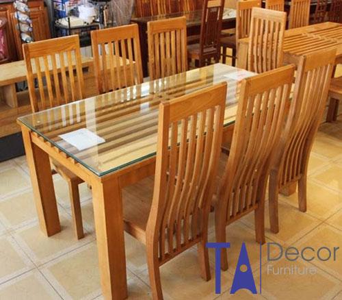Bàn ghế gỗ TA003