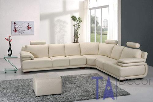 Sofa góc đóng sẵn TA001
