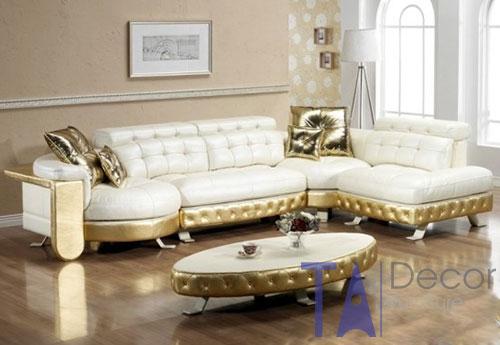 Sofa nhập khẩu phong cách cổ điển TA001