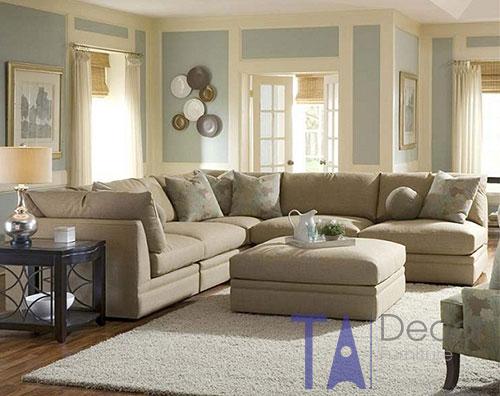 Sofa nhập khẩu phong cách hiện đại TA002
