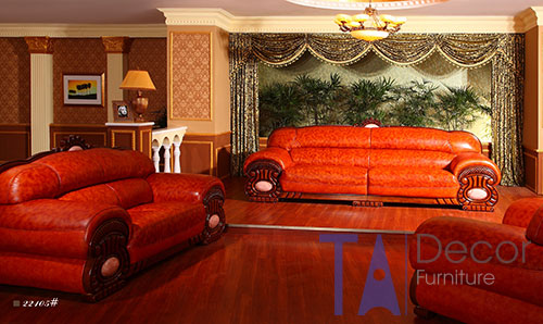 Sofa cổ điển TA015