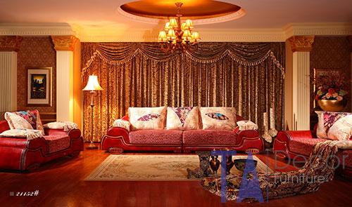 Sofa cổ điển TA019