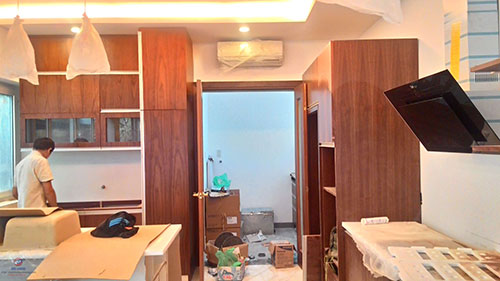 Sửa chữa đồ nội thất tại Hải Phòng