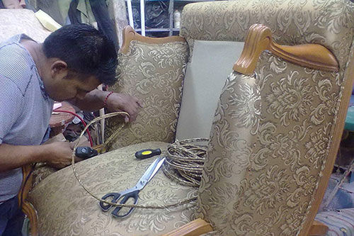 Bọc Sofa tại Bắc Ninh