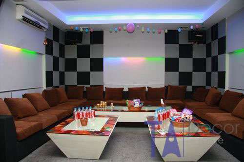 Bọc ghế Sofa nhà hàng, quán Karaoke tại Hải Phòng